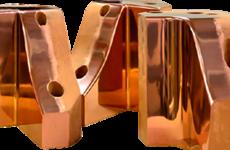 Inyectores de Plástico Aumentan Su Productividad Vía Metales de Mejor Conductividad Térmica